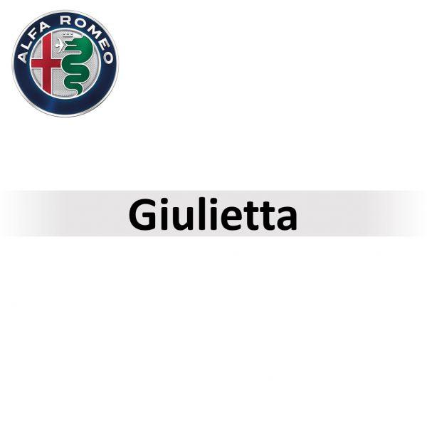 Lose Metallschelle lähmt Giulietta