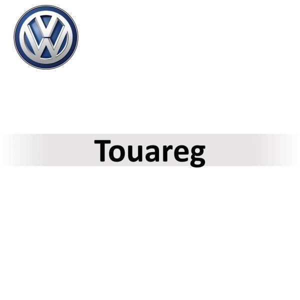 Touareg verliert hinteres Türchblech